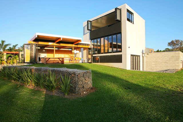 Architecturally designed houses nz